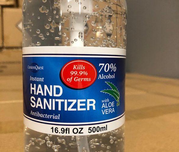 handsanitizer